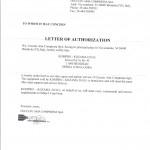 CECCATO autorizacija
